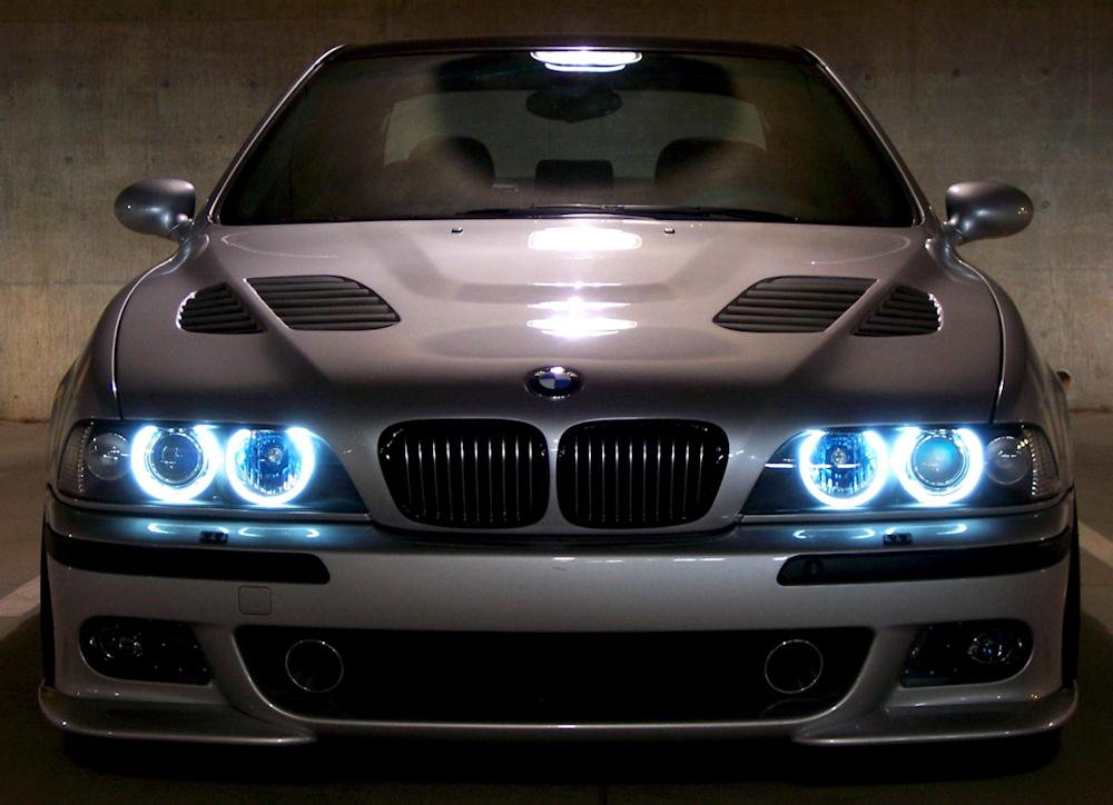 Ojos de ángel de BMW Ria World Italia