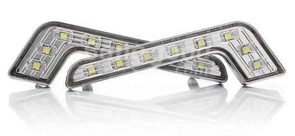 DRL e Led Stripe Ria World Italia